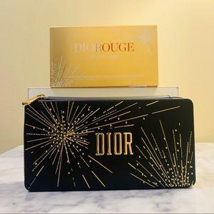 Dior ROUGE HAPPY 2020 SIX LUXURY LIPSTIC